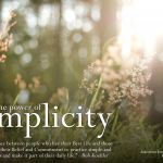 Bob Koehler talks about The Power of Simplicity
