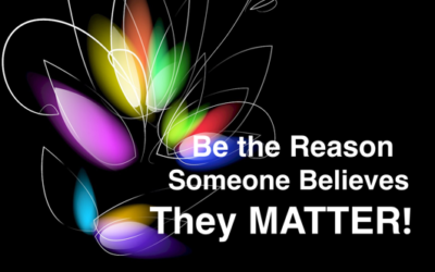 Be a Glimmer of Hope For Others!